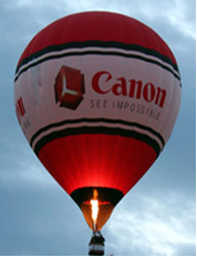 Canon See Impossible Balloon