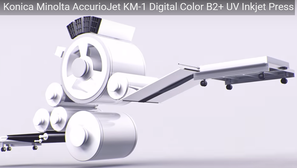 KM1 AccurioJet KM 1
