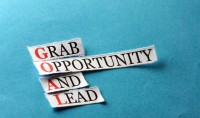 Grab Opportunity and Lead