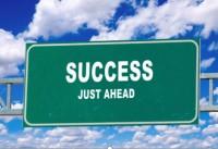 Success Ahead